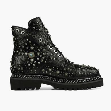 Alma en Pena Bourdet v20140 Black Suede Chaussures Femmes Escarpins Sandales