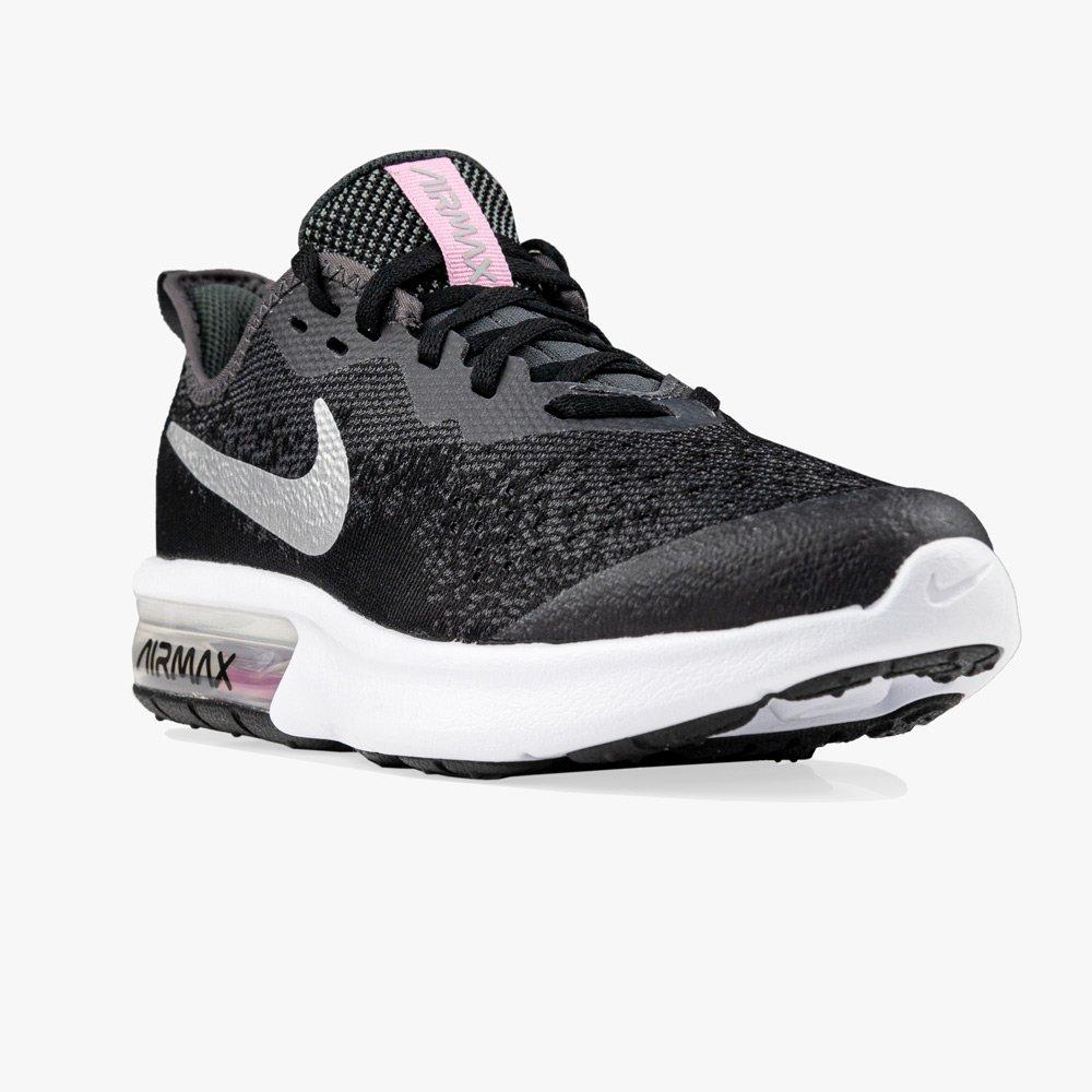 Por favor Se convierte en humor  Nike Air Max Sequent 4 GS (AQ2245-001) - £42.36 - SNEAKER PEEKER