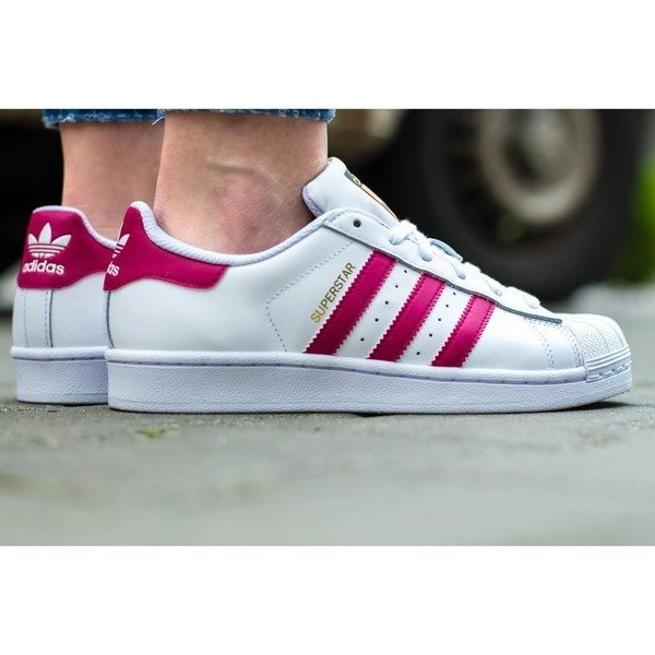 Adidas Superstar J (B23644)
