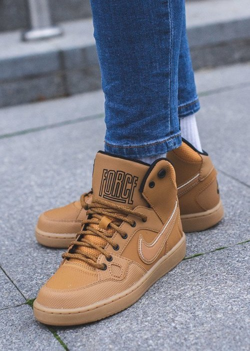 Nike Air Force 1 MID GS (807392-700)
