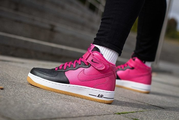 Nike Air Force 1 Mid GS (518218-016)